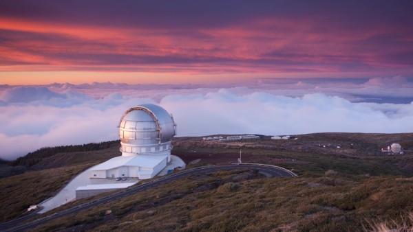 Schaeffler provides custom rotating direct drive motor for one of the world's largest reflecting telescopes