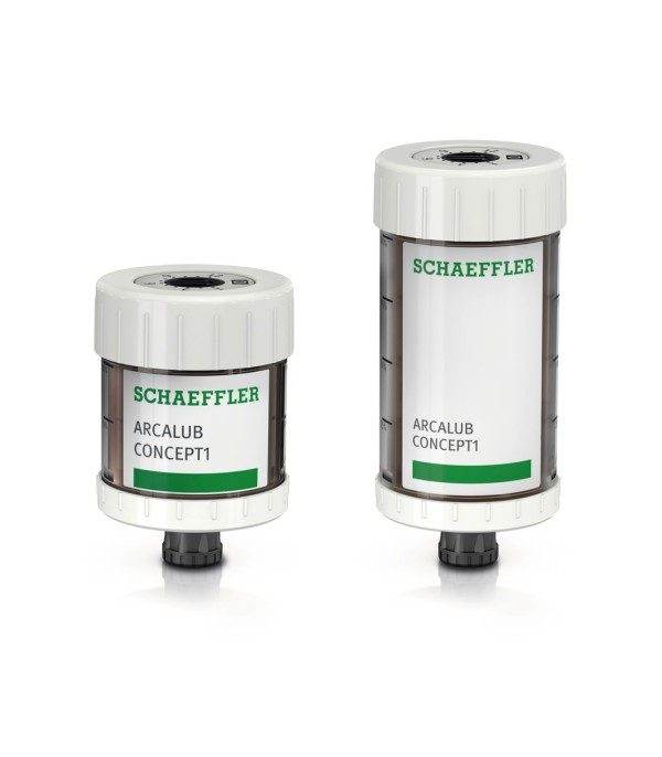 Schaeffler introduces CONCEPT1™ single-point automatic lubricator
