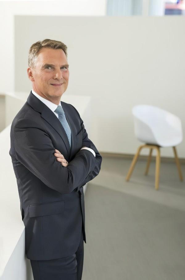 Dr. Klaus Patzak appointed new CFO of Schaeffler AG