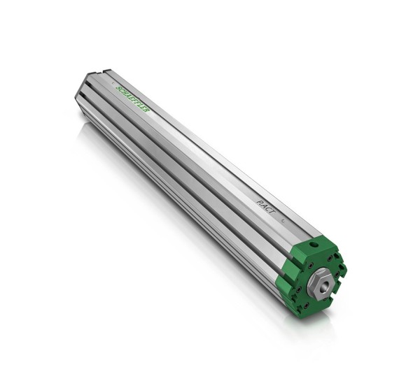 Linear actuators offer higher power density and improved energy efficiency over hydraulic and pneumatic systems