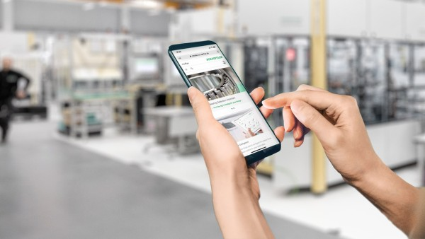 Schaeffler combines e-commerce, knowledge base and product catalogue in a single platform