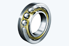 FAG single-row angular contact ball bearings