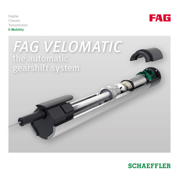 FAG Velomatic the automatic gearshift system