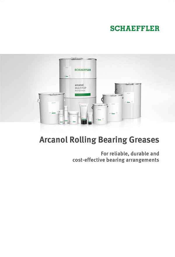 Arcanol Rolling Bearing Greases