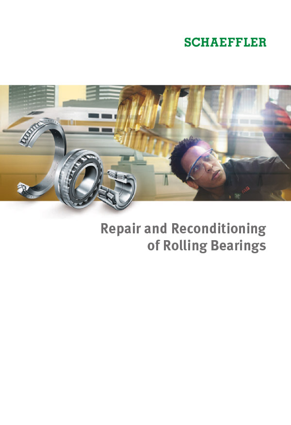 Repair and Reconditioning of Rolling Bearings