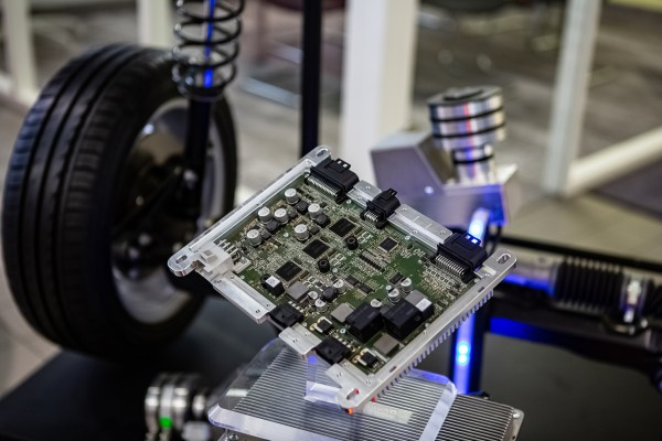 Space Drive on track for high volume production
