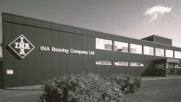 Company changes name to INA Bearing Company Ltd to reflect expanded range of bearings. At this time we handle all INA products, plus Elges joint bearings, FLT ball bearings and Baltzer special needle bearings from Germany