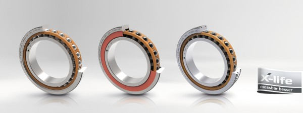 M-series spindle bearings from Schaeffler make main spindles more robust and durable