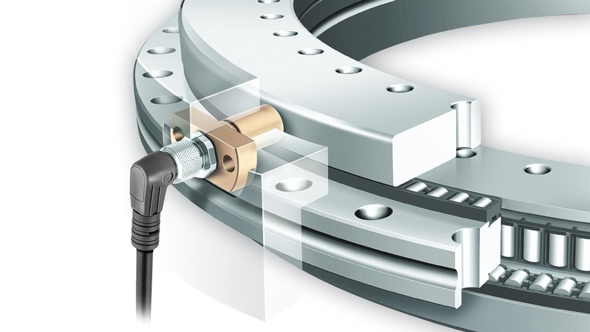 YRTCM/YRTSM measuring system bearings