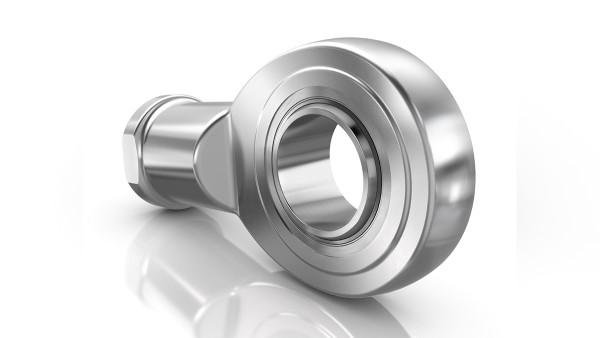 Schaeffler rolling bearings and plain bearings: Rod ends with ELGOGLIDE