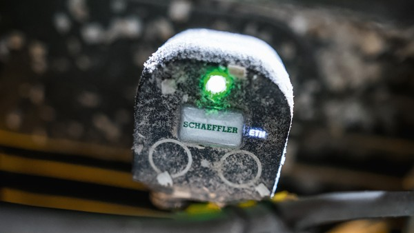 Schaeffler SmartCheck in action