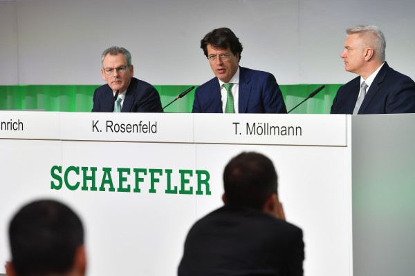 Schaeffler Annual Press Conference 2019