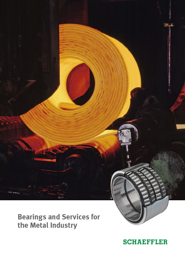 Bearing Solutions and Services for the Metal Industry