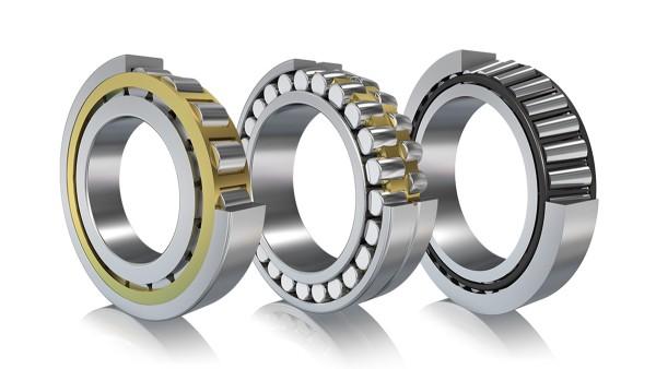 Output shaft: FAG cylindrical roller bearing, FAG spherical roller bearing, FAG tapered roller bearing