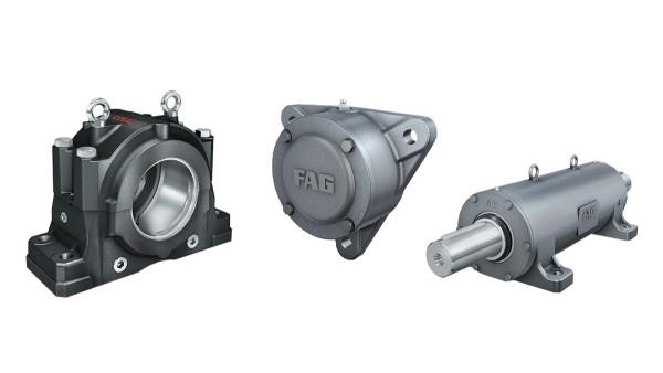 Schaeffler rolling bearings and plain bearings: Bearing housing