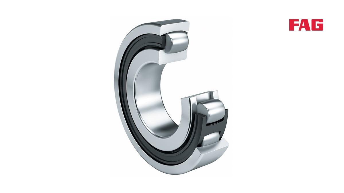Schaeffler rolling bearings and plain bearings: Barrel roller bearings