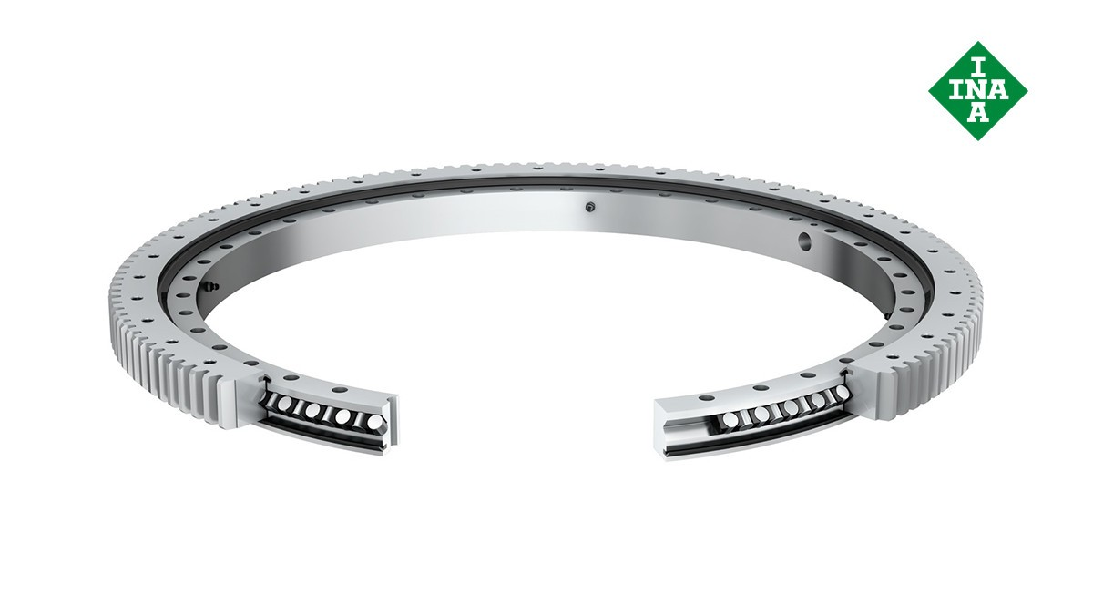 Schaeffler rolling bearings and plain bearings: Slewing rings